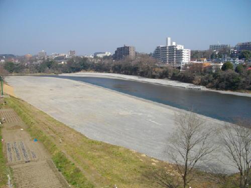 H20千ヶ瀬町河道整備工事