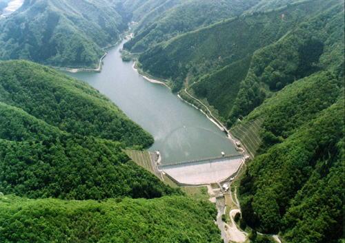 新宮川ダム