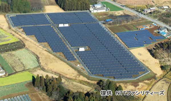 F阿見太陽光発電所構築工事