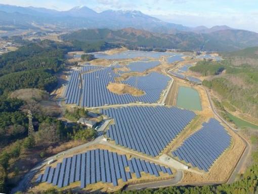 鬼怒川森林太陽光発電所建設工事